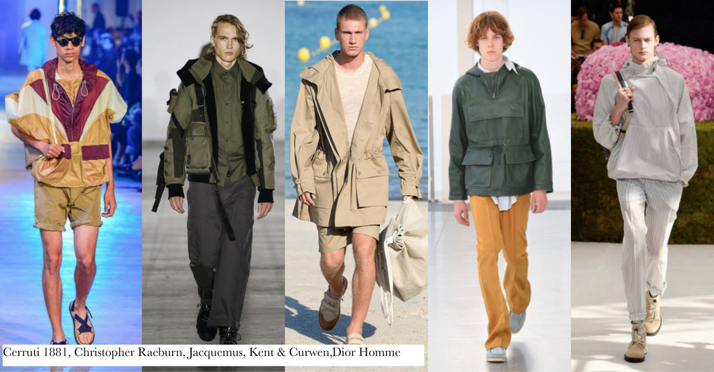 Latest Menswear Trends: Spring/Summer 19