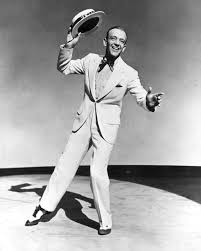 Fred Astaire Single button
