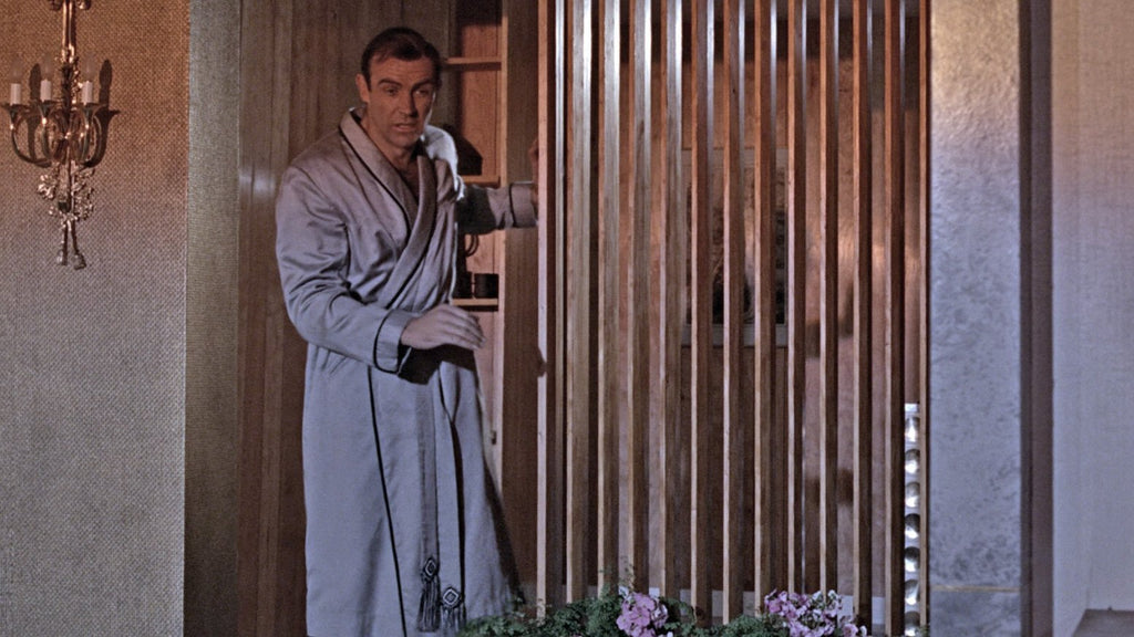 Sean Connery - Goldfinger