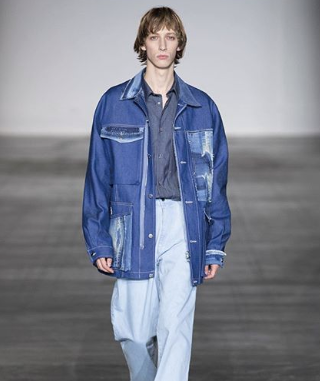 E Tautz A/W 2020 London Fashion Week Mens