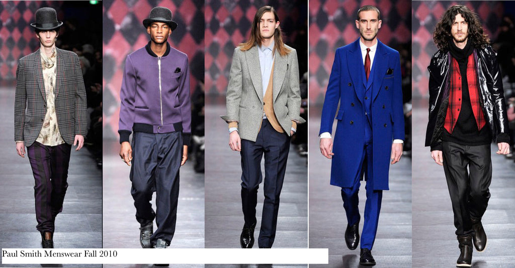 Paul Smith Menswear 2010