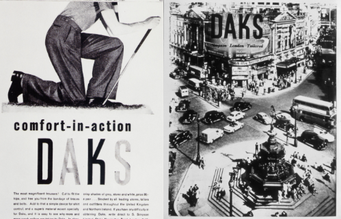 Daks Vintage Illustation