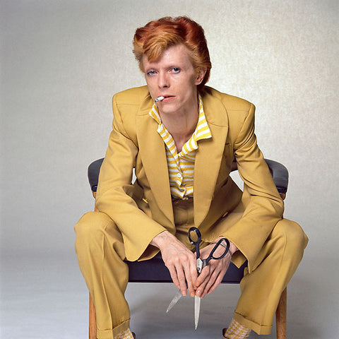 David Bowie - Yellow Suit