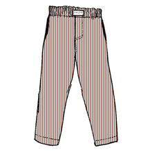 Load image into Gallery viewer, Striped Cotton Pyjamas