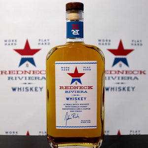 Redneck Riviera Whiskey Autographed by John Rich