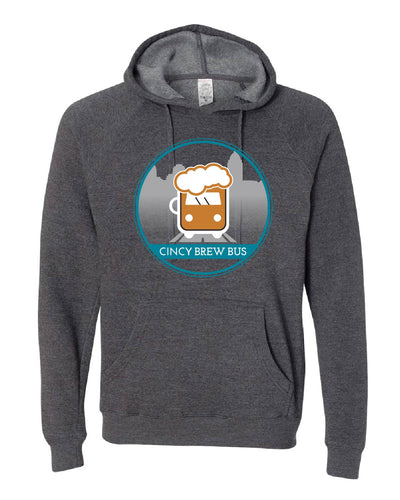 Cincy Brew Bus Hoodie/Pullover Sweatshirt