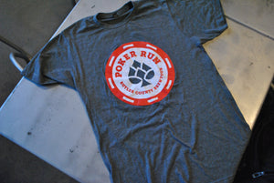 Butler County Brew Bus Poker Run Short Sleeve T-Shirt