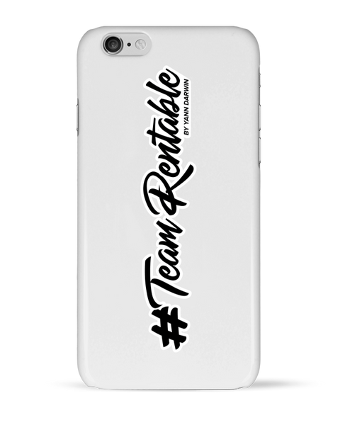 Coque Rentable Iphone Black Edition