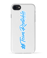 Coque Rentable Iphone Blue Edition