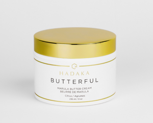 HADAKA. BUTTERFUL MARULA BUTTER CREAM