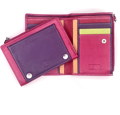 Leather Wallet Nicole
