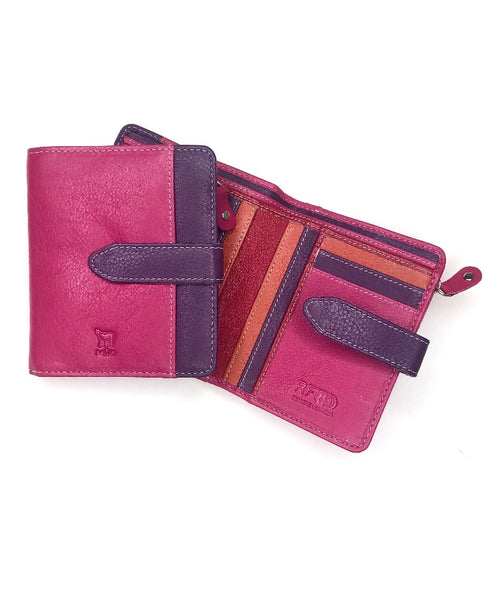 Leather Wallet Layla