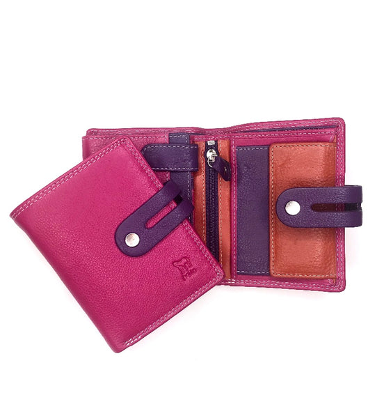 Leather Wallet Victoria