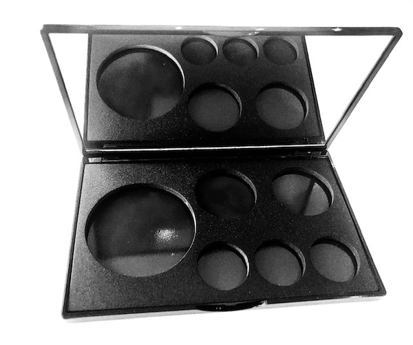 Magnetic Refill Boxes for Eyeshadow and Blush / 5 styles