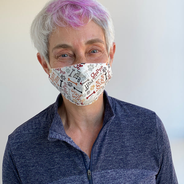 Women's Designer FaceMasks NEW