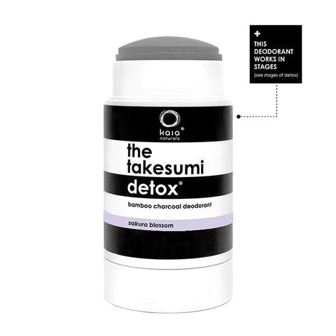 The Takesumi Detox Cold Pressed Sakura Blossom