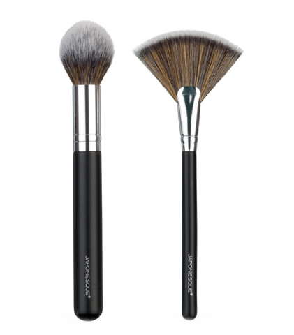 Japonesque Must-Have Highlighting Duo Brush Set
