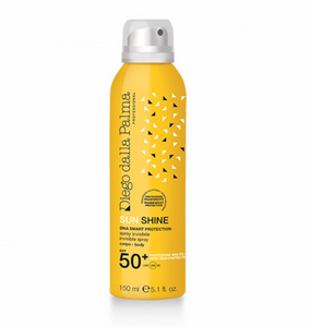 Invisible Spray Transparent Sun Protection 50SPF
