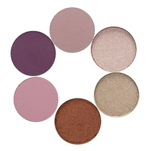 MINI PRESSED MINERAL EYESHADOWS 44 Colours Available (PAN)