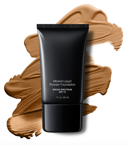Mineral Liquid Powder Foundation 8 colours available