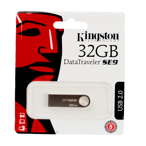 Pendrive Kingston SE9 32GB