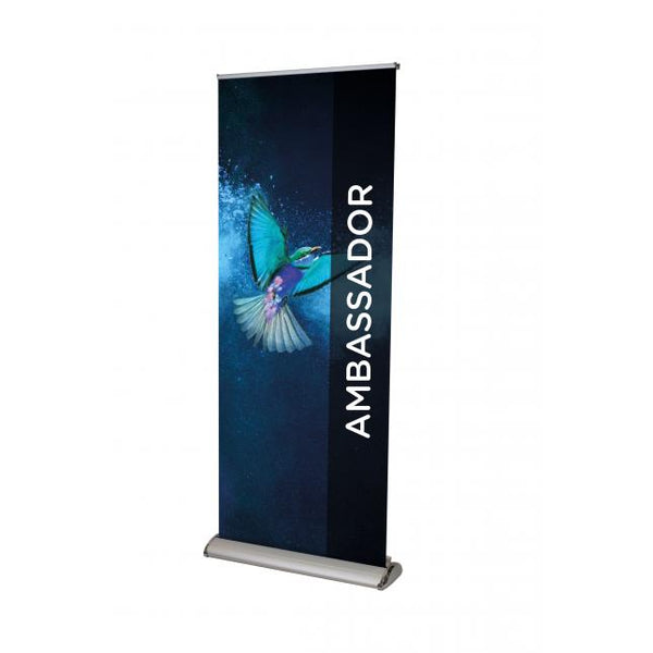 Ambassador Double Sided Roller Banner