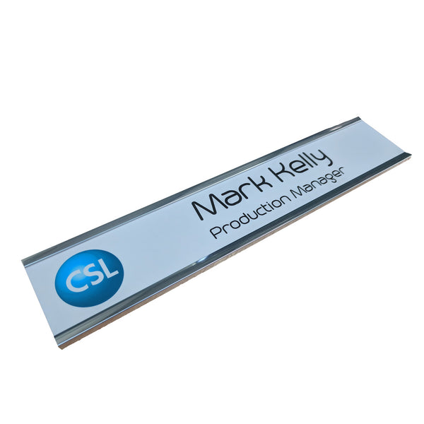 Printed Door Sign Inserts