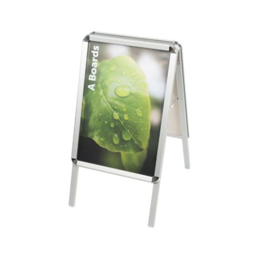 A Frame Pavement Signs-Aluminium