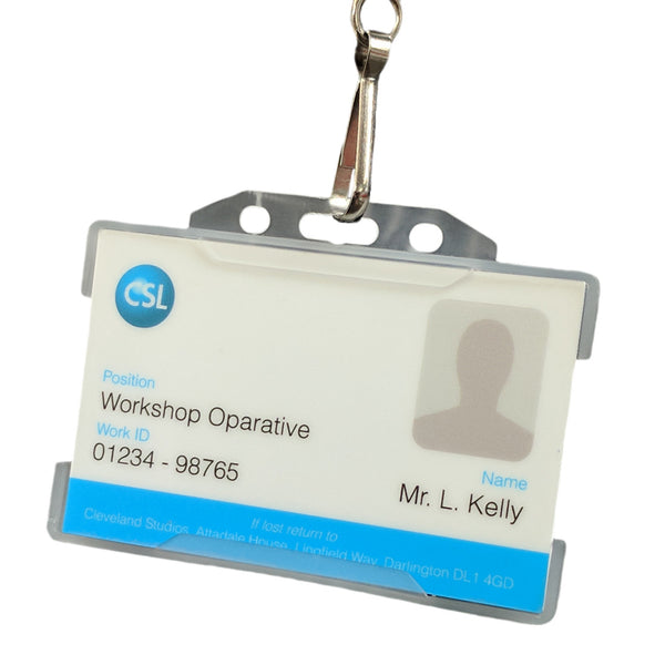 Photo ID Badge