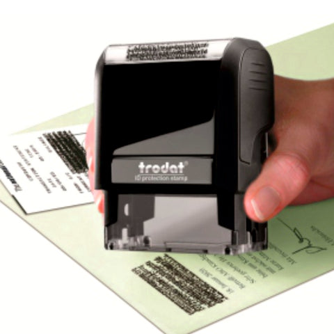 ID Protection Stamp