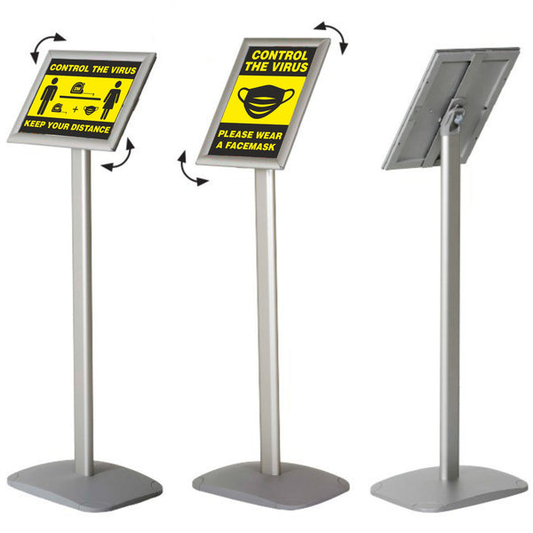 Indoor Poster Stands