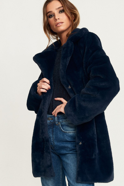 Coat Nova Faux Fur