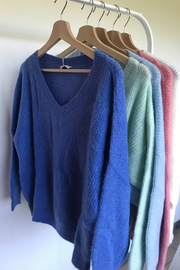 Knit Aria blue