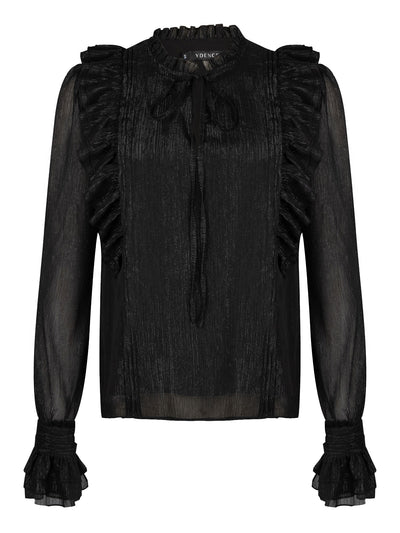 Blouse Charlie black