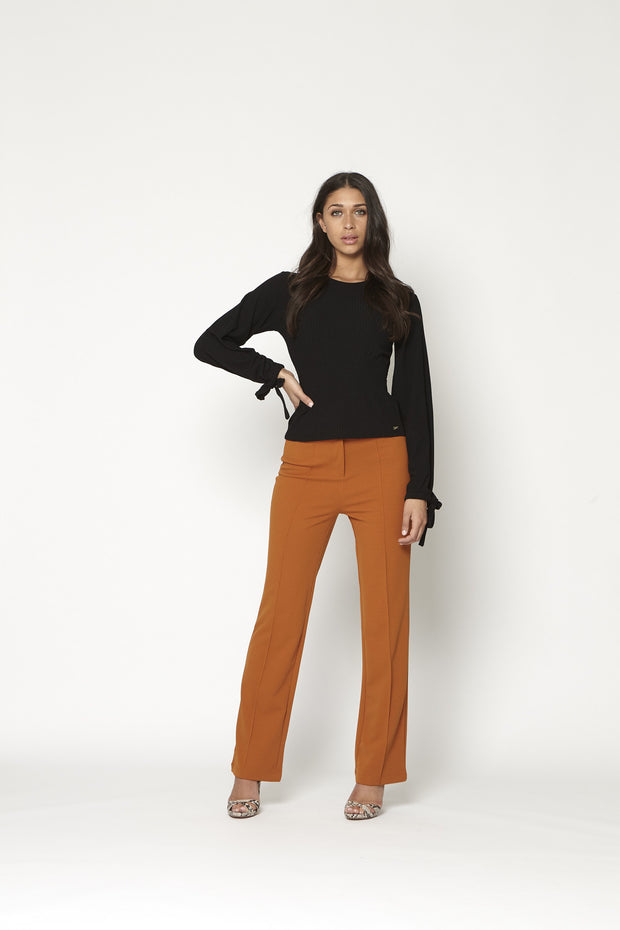 Trouser Lorita brown
