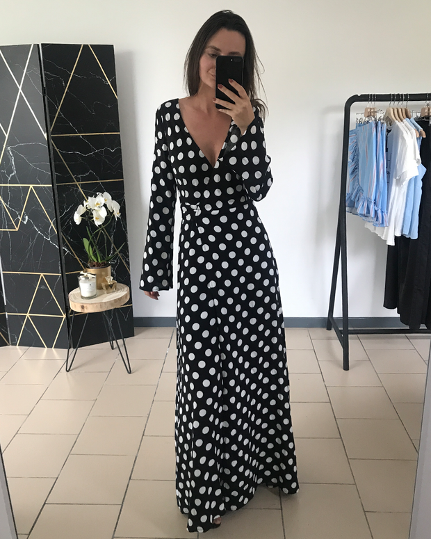 Maxi dress Dottie