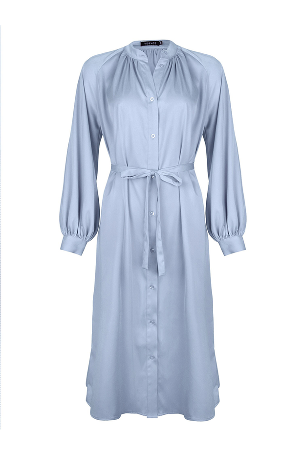Dress Sydnee light blue