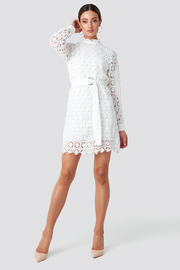 Dress Nadja White