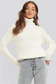 Knit Tinelle white