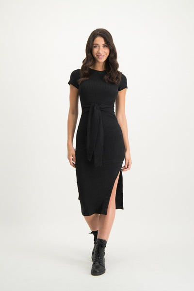 Dress Brissa zwart