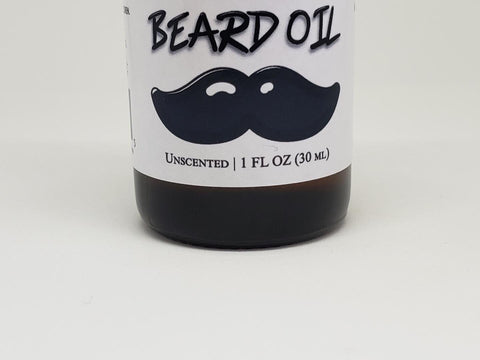 Image of Premium Blend 9 Oil Beard Oil