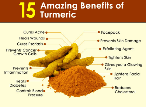 Pure Turmeric Root Powder 4oz