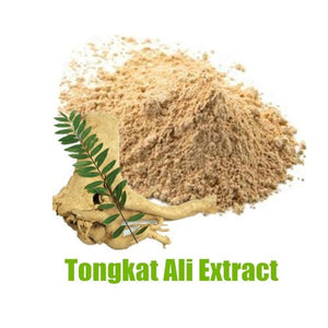 *Exclusive Tongkat Ali Extract Powder Form  (Harder Erections)