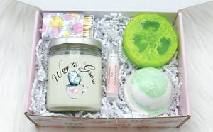 Way To Grow Spa Gift Box (XPD2)