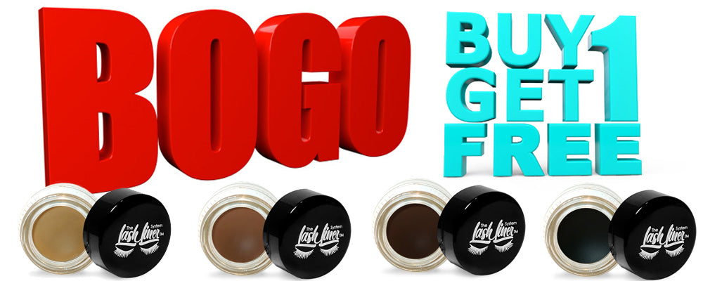 BOGO CLEARANCE on THE WORKS Eyeliner and Brow Gel