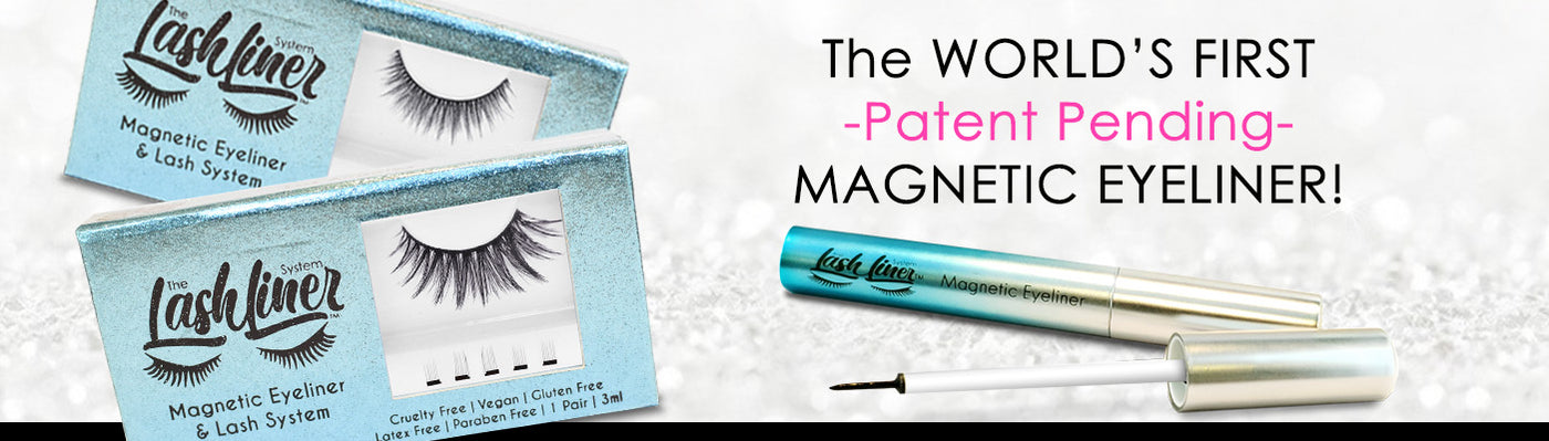 The LashLiner System - quick, easy and beautiful false