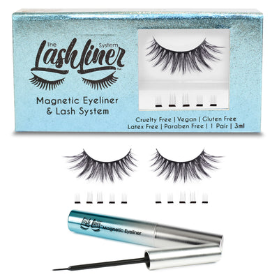 Dallas - Magnetic Eyeliner and Lash Bundle