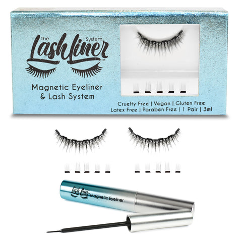 New York - Magnetic Eyeliner and Lash Bundle