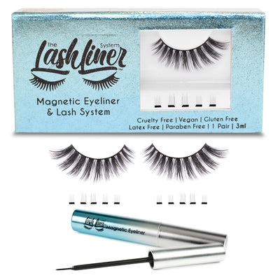 Nashville - Magnetic Eyeliner and Lash Bundle