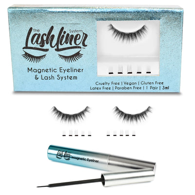 Portland - Magnetic Eyeliner and Lash Bundle